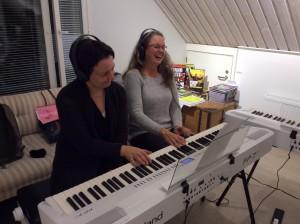 aloittelijoiden kurssi piano